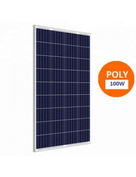 100w Polykristal Solar Panel