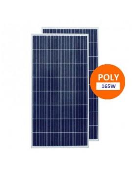 165w Polykristal Solar Panel
