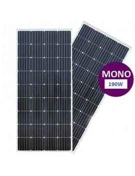 190w Monokrystal Solar Panel