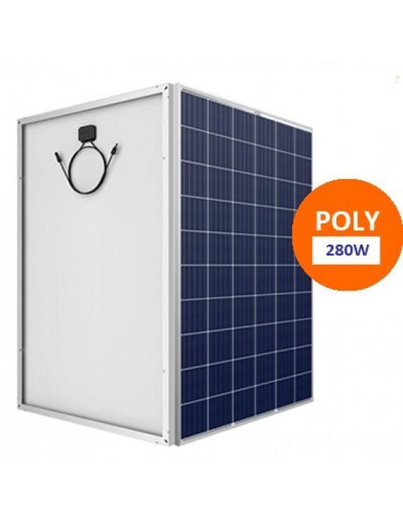 280w Polykristal Solar Panel