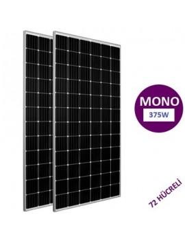 375w Monokrystal Solar Panel