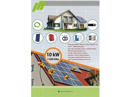 10 Kw On-Grid System
