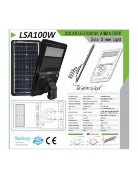 Solar Led 100w