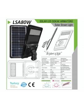 Solar Led 80w
