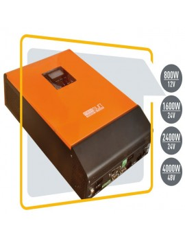 800 W 1000 V Full Sine Intelligent Inverter