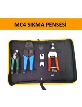 MC4 Crimping Pliers