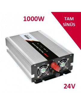 1000W-24V Full Sınus İnverter