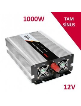 1000W-12V Full Sınus İnverter