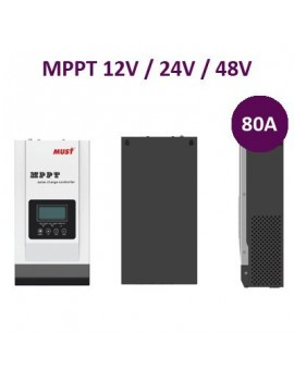 80A MPPT Charce Controller